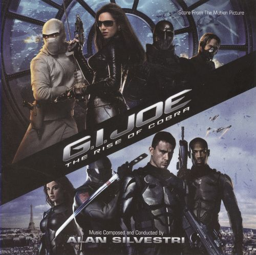 G.I. Joe: The Rise of Cobra [Score from the Motion Picture]
