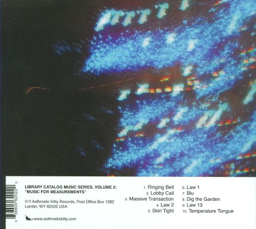 Library Catalog Music Series, Vol. 2: Music for Measurement
