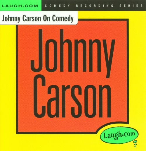 Johnny Carson on Comedy