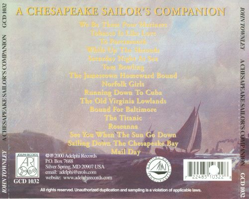 Chesapeake Sailor's Companion