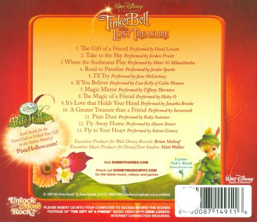 Tinker Bell and the Lost Treasure [Original Soundtrack]