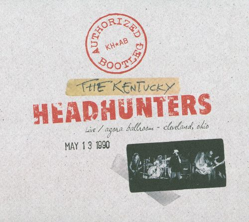 Authorized Bootleg: Live - Agara Ballroom - Cleveland, Ohio May - 13 1990