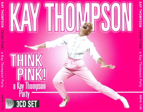 Think Pink! A Kay Thompson Party