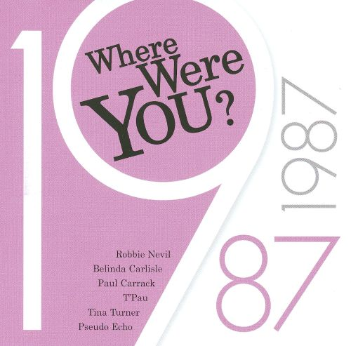 1987: Where Were You?