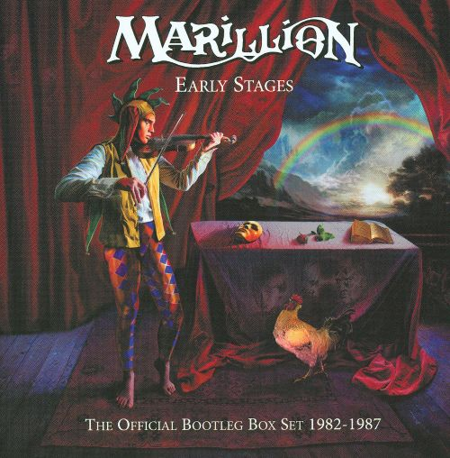 Early Stages: The Official Bootleg Box Set 1982-1987