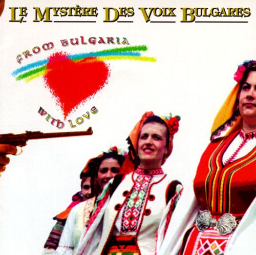 From Bulgaria with Love: The Pop Album