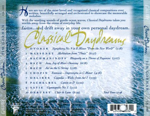 Classical Daydreams