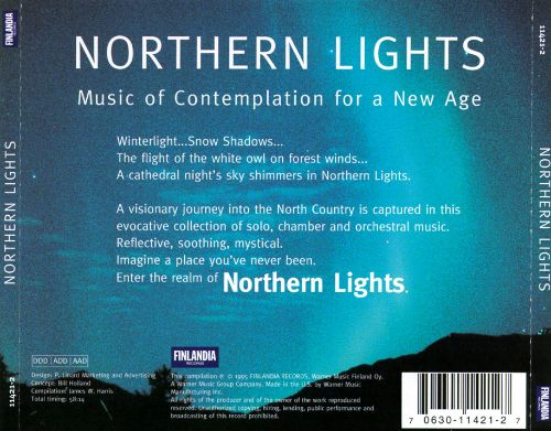 Northern Lights: Music of Contemplation for a New Age