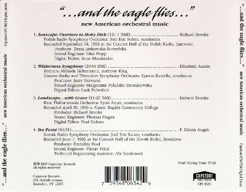 And the Eagle Flies...: New American Orchestral Music