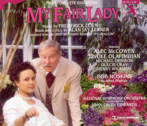 My Fair Lady [1998 Studio Cast]