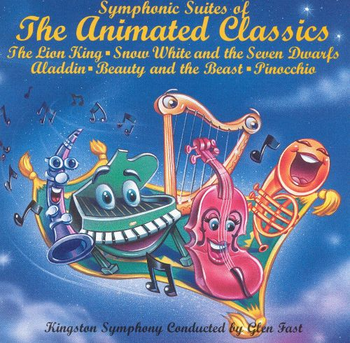 Symphonic Suites of the Animated Classics