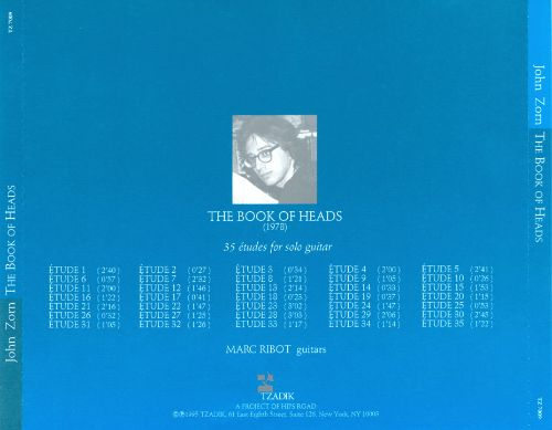 Book of Heads