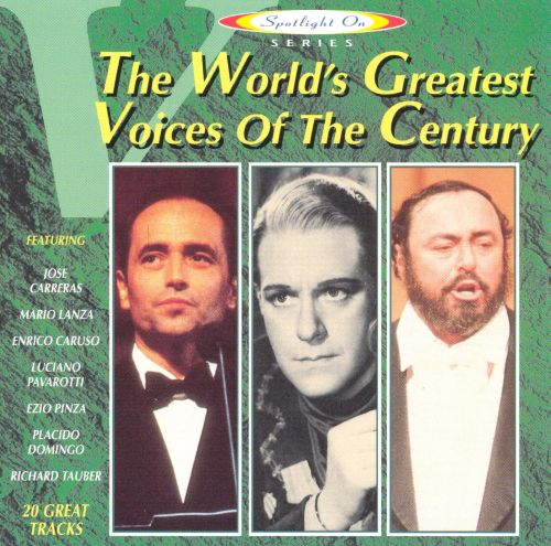 World's Greatest Voices of the Century