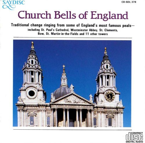 Church Bells of England