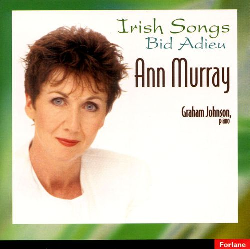 Irish Songs: Bid Adieu