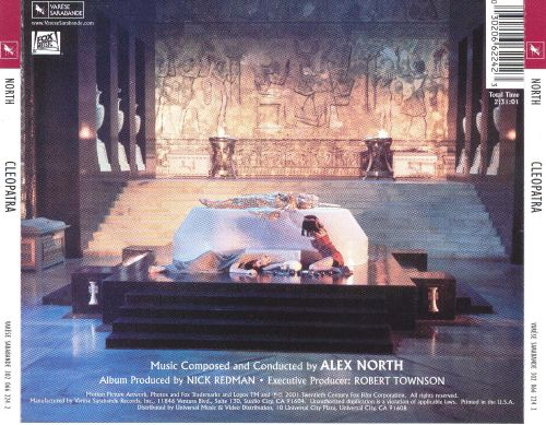 Cleopatra [Original Motion Picture Soundtrack]