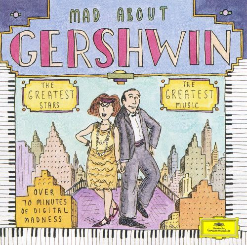 Mad About Gershwin