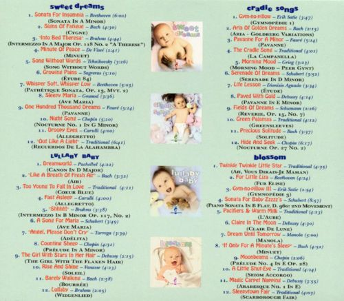Bedtime Songs for Babies