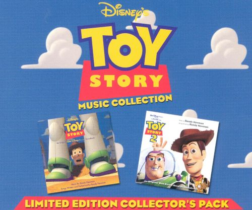 Toy Story: Music Collection