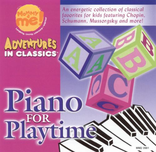 Mommy and Me: Piano for Playtime