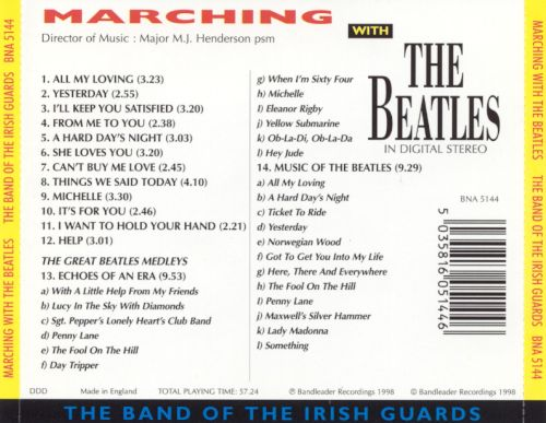 Marching With the Beatles