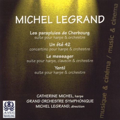le messager de michel legrand