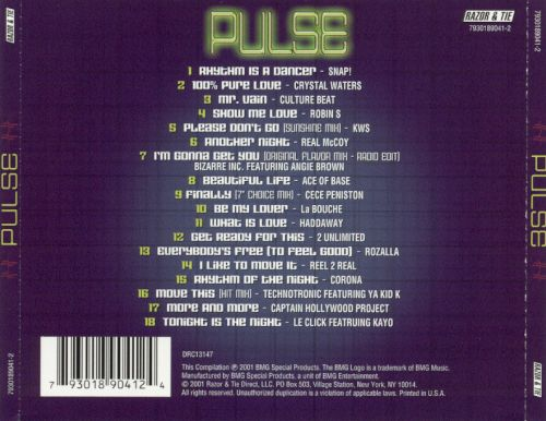 Pulse [Original Motion Picture Soundtrack] [Special Limited Edition]