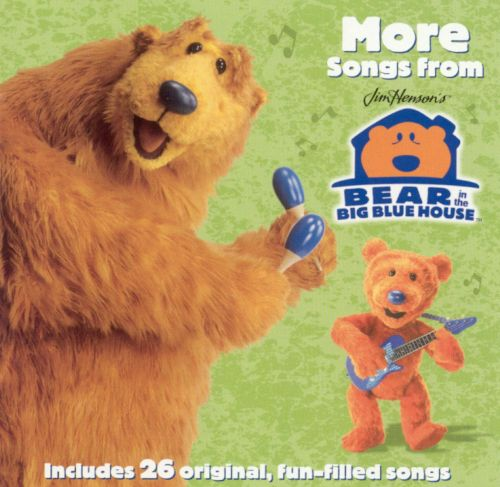 More Songs from Bear in the Big Blue House - Disney ...