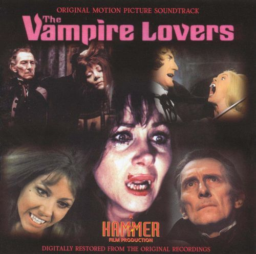 The Vampire Lovers [Original Motion Picture Soundtrack]