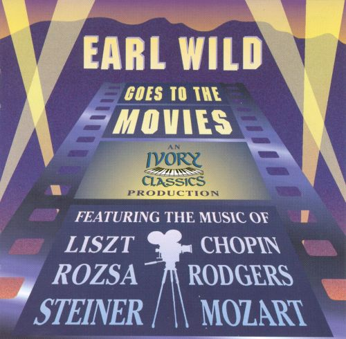 Earl Wild Goes to the Movies