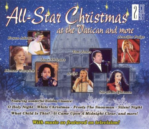 All-Star Christmas: At The Vatican And More