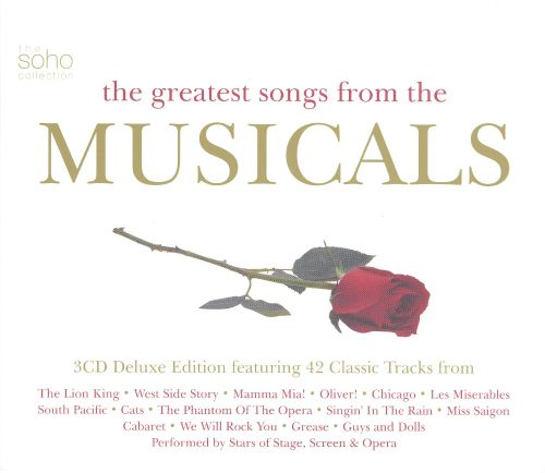 The Greatest Songs from the Musicals