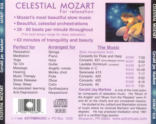 Celestial Mozart for Relaxation