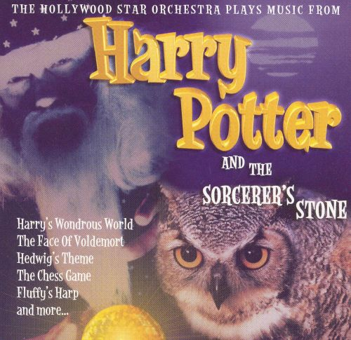 Plays Music from Harry Potter and the Sorcerer's Stone