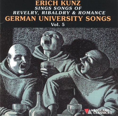 German University Songs, Vol. 5