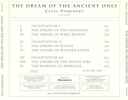 The Dream of the Ancient Ones