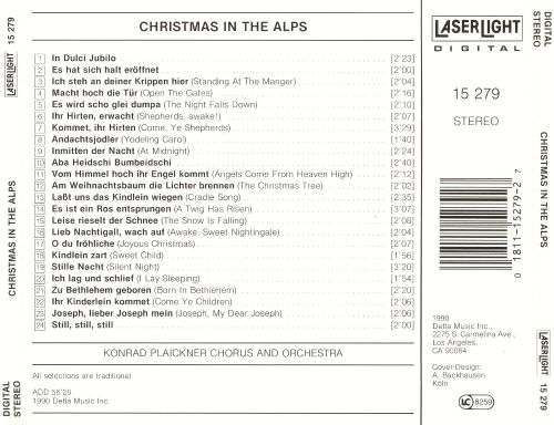 Christmas in the Alps [Laserlight]