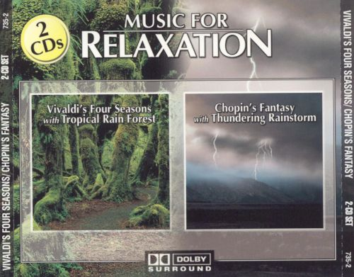 Vivaldi's Four Seasons (with Tropical Rain Forest); Guitar Favorites (with Evening Serenade)