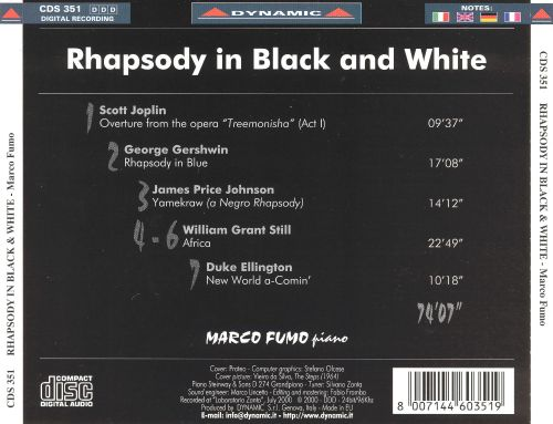 Rhapsody in Black and White