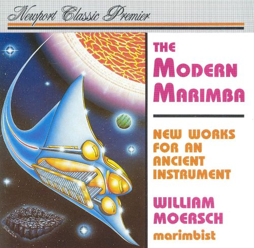 The Modern Marimba: New Works for an Ancient Instrument
