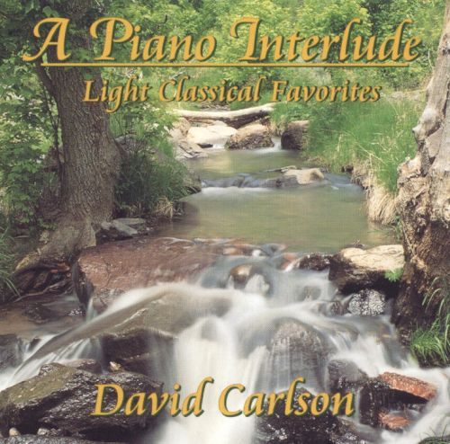 A Piano Interlude: Light Classical Favorites