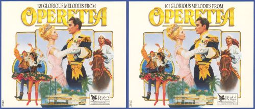 Reader's Digest: 101 Glorious Melodies from Operetta