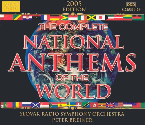 Complete National Anthems of the World (Box)