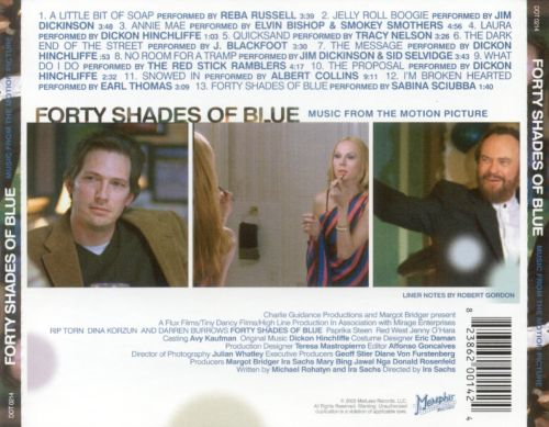 Forty Shades of Blue (Score)/O.S.T.