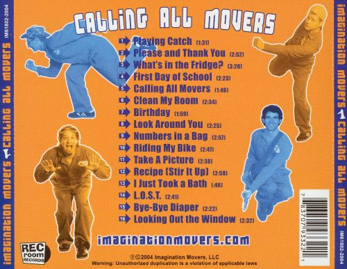 imagination movers calling all movers imagination. Black Bedroom Furniture Sets. Home Design Ideas