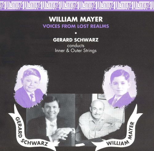 William Mayer: Voices from Lost Realms