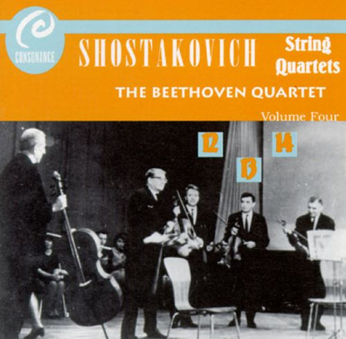 Dmitri Shostakovich: String Quartets Nos  12,13 and 14 - Beethoven