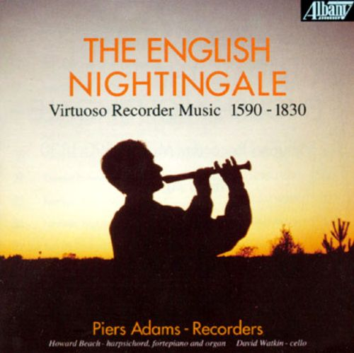 The English Nightingale: Virtuoso Recorder Music