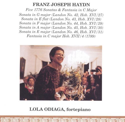 Haydn: Five 1776 Sonatas & Fantasia in C Major