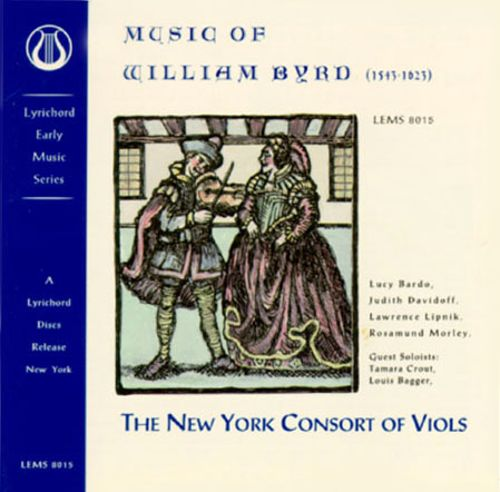 Music Of William Byrd